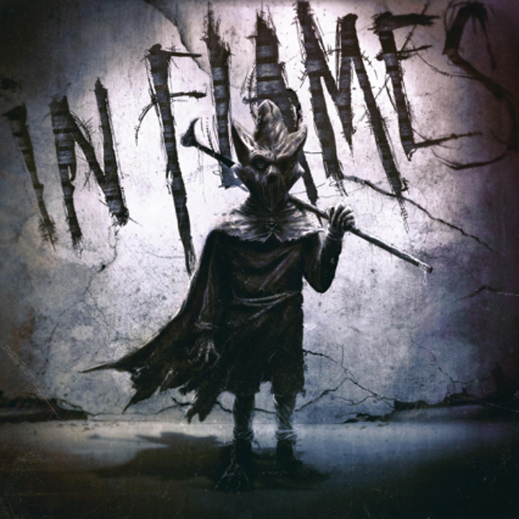 In Flames Unveil New Album 'I, The Mask'