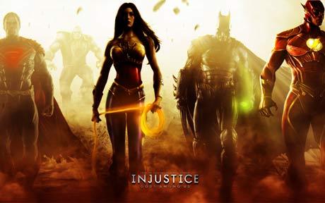 Injustice: Gods Among Us Multi-platform