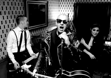 The Interrupters 'Family' (ft. Tim Armstrong) (video)