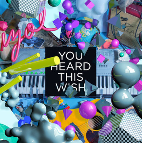 International Zombies of Love 'You Heard This Wish' (album stream)