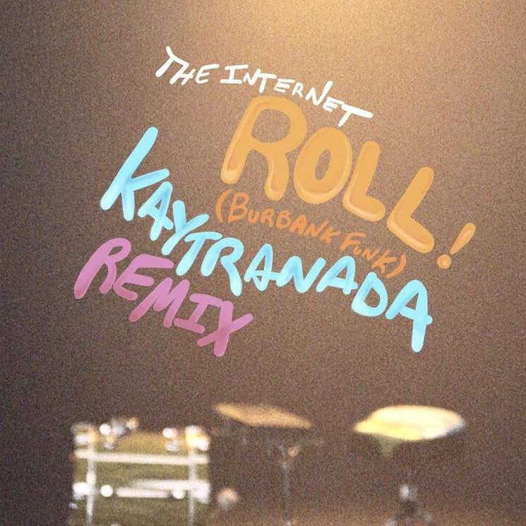 "​Hear Kaytranada Remix the Internet's ""Roll (Burbank Funk)"""