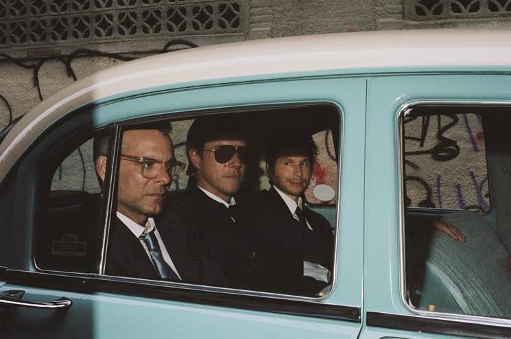 Interpol Add Canadian Stops to 'Marauder' World Tour
