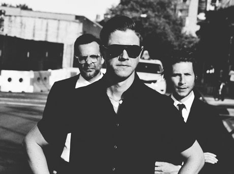 Interpol Take 'El Pintor' on North American Tour