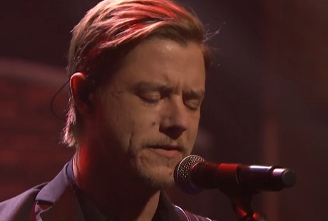 Interpol 'Everything Is Wrong' (live on 'Meyers')