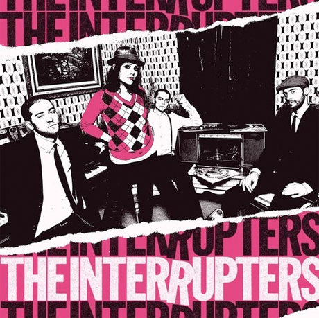 The Interrupters Grab Tim Armstrong for Debut Album