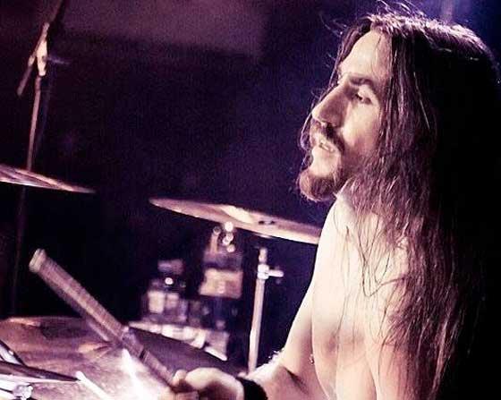 R.I.P. Into Eternity, White Empress Drummer Adam Sagan