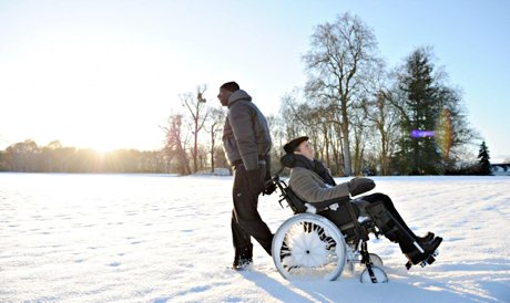 The Intouchables [Blu-Ray] Olivier Nakache and Eric Toledano