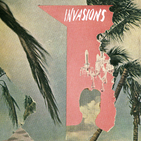 Invasions 'Invasions' (album stream)