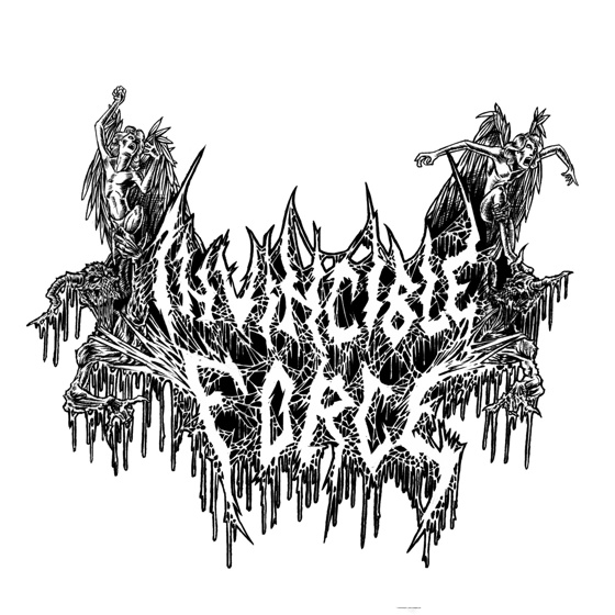 Invincible Force Satan Rebellion Metal