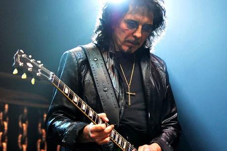 Tony Iommi Diagnosed with Lymphoma, Still Planning to Reunite with Black Sabbath