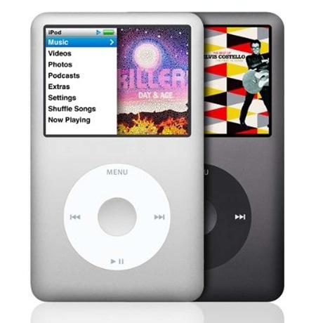 R.I.P. iPod Classic