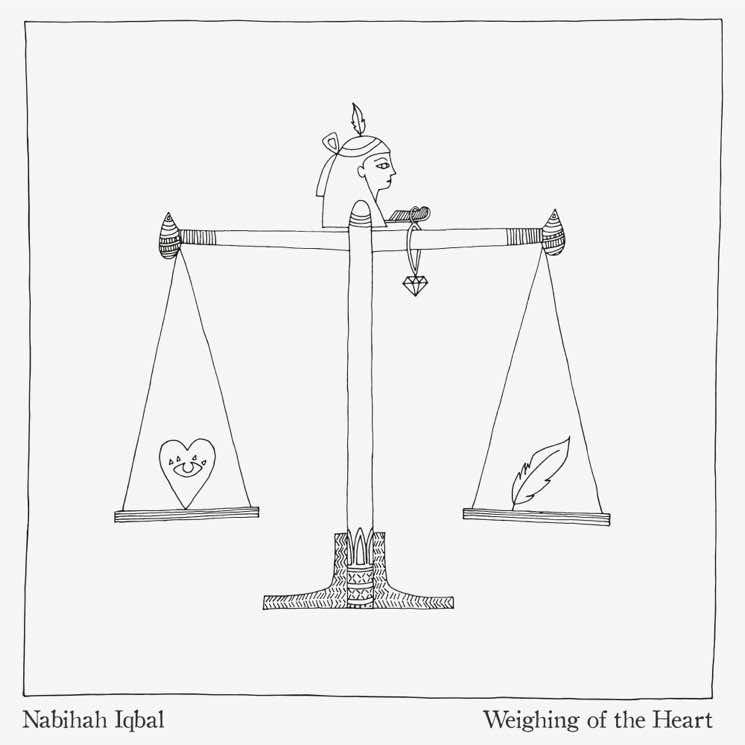 Nabihah Iqbal Weighing of the Heart