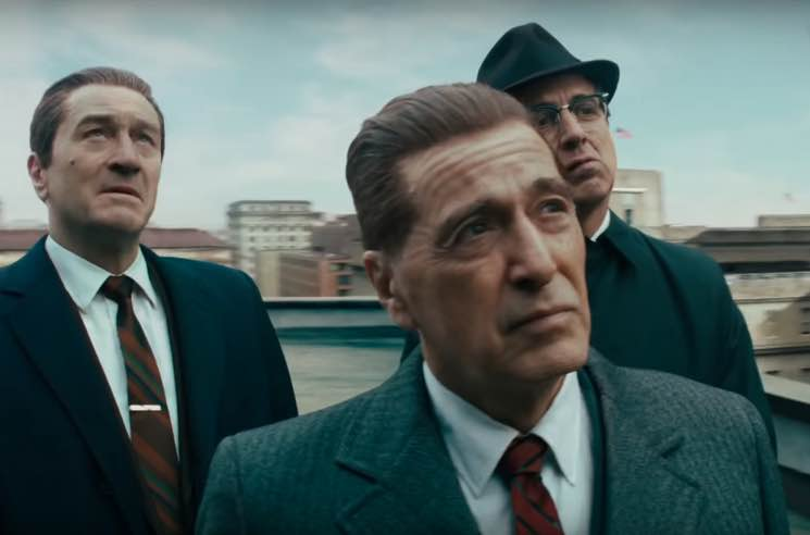 ​Watch Shockingly Young Robert De Niro, Al Pacino and Joe Pesci in New 'The Irishman' Trailer