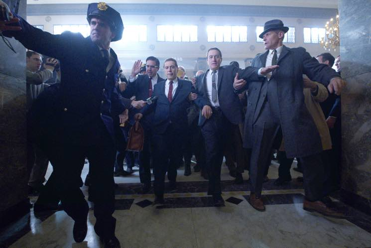 'The Irishman' Is a Stunning Achievement Regardless of Tech Hype Directed by Martin Scorsese