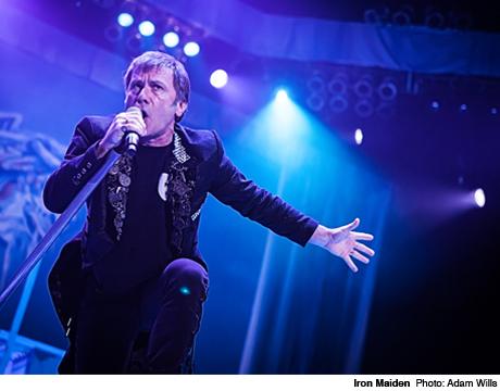 Iron Maiden / Alice Cooper Molson Canadian Amphitheatre, Toronto ON July 13