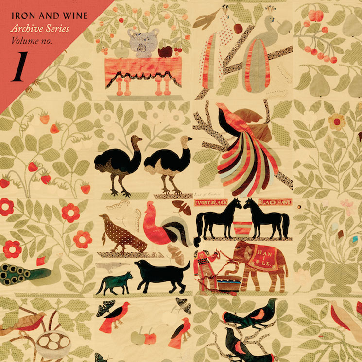 Iron & Wine 'Archive Series Volume No. 1' (album stream)
