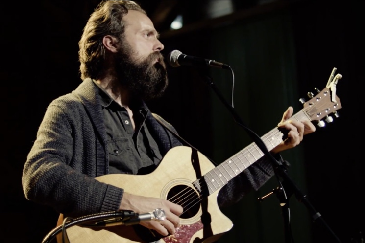 Iron & Wine Criticizes Greenbelt Harvest Picnic's Decision to Bump Act from Lineup