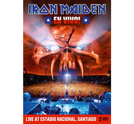 Iron Maiden Announce 'En Vivo!' Live Album, DVD