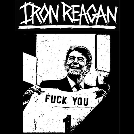 Iron Reagan 'Demo 2012'