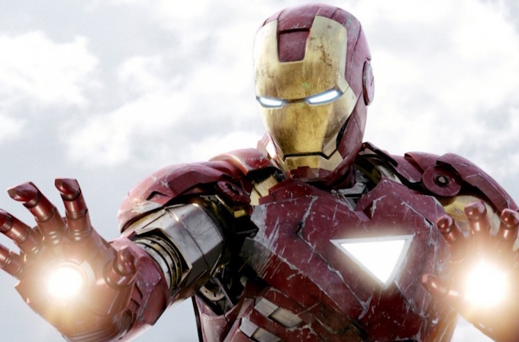 Someone Stole a $325,000 'Iron Man' Suit