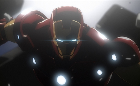 Iron Man: Rise of Technovore [Blu-Ray] Hiroshi Hamazaki
