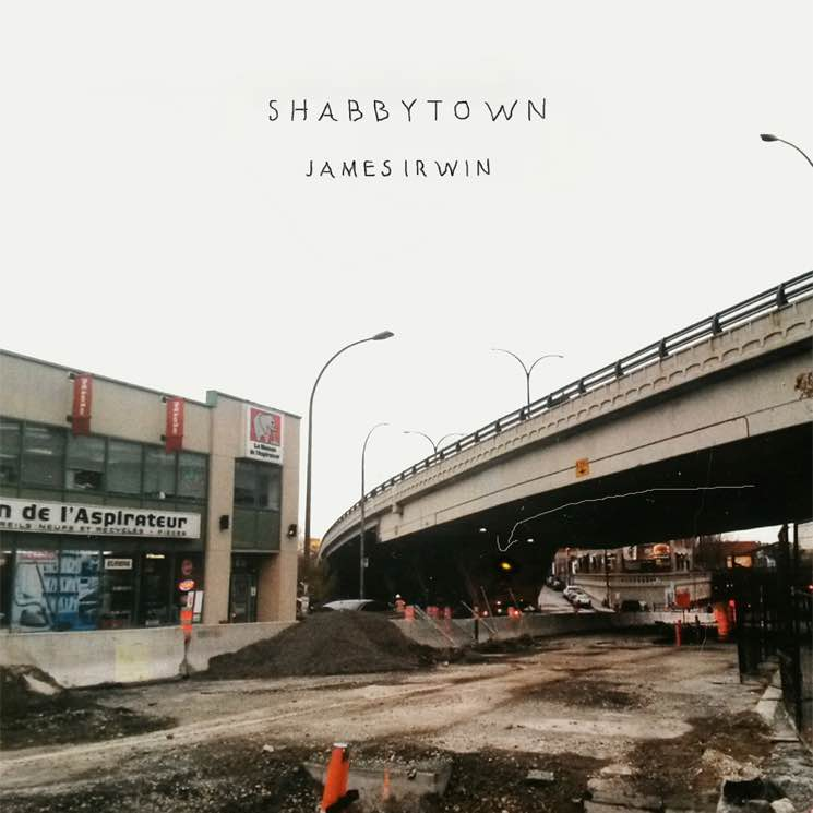 James Irwin 'Shabbytown' (album stream)