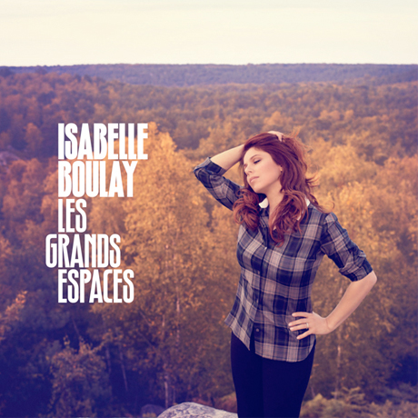 Isabelle Boulay Duets with Dolly Parton, Covers Daniel Lanois, Lee Hazlewood, Phil Spector on New LP
