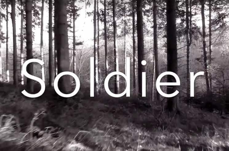 Iskwé 'Soldier' (lyric video)