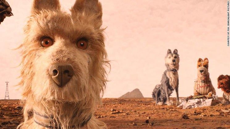 Isle of Dogs Directed by Wes Anderson