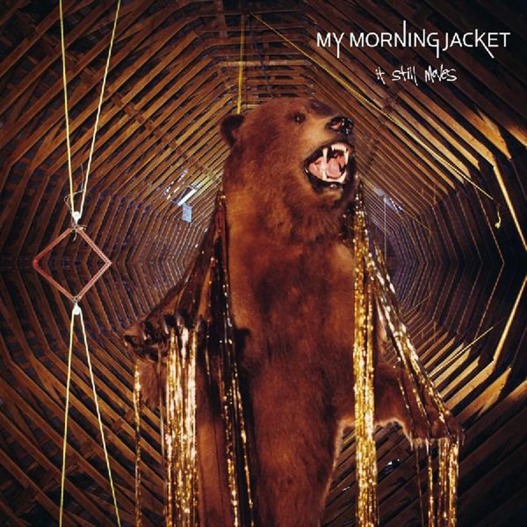 My Morning Jacket It Still Moves (Reissue)