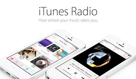 Apple Announces iTunes Radio Streaming Service