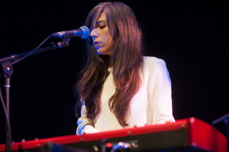 Julia Holter Theatre Junction Grand, Calgary AB, June 23