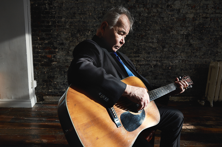 John Prine Postpones Canadian Dates Due to Health Issues