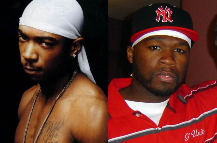 ​Ja Rule and 50 Cent Are Beefing Again, and Twitter Is Here for It