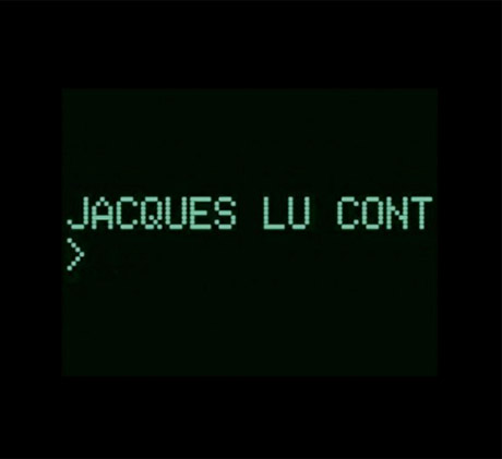 Jacques Lu Cont 'Palindrome' (album stream)