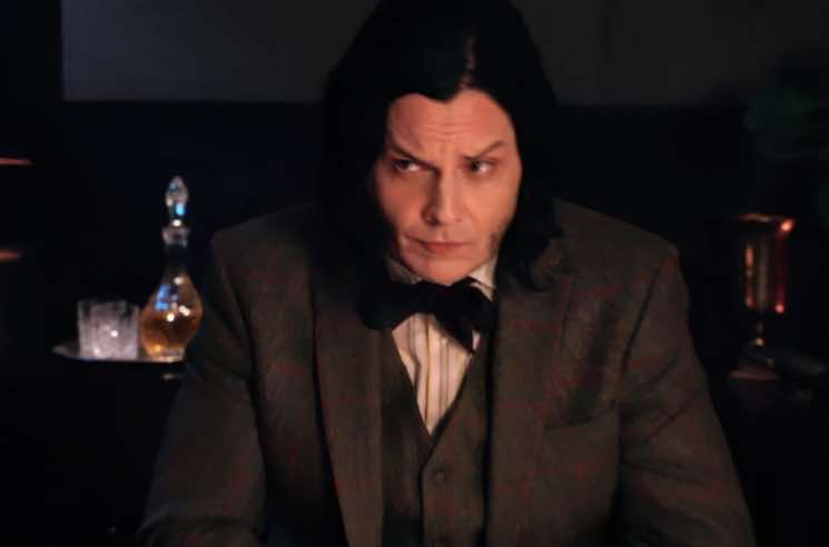 ​Watch Jimmy Fallon and Jack White Play a Violent Game of 'Grape Chess'