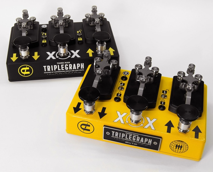 Nail the Jack White Tone with This New Third Man Guitar Pedal