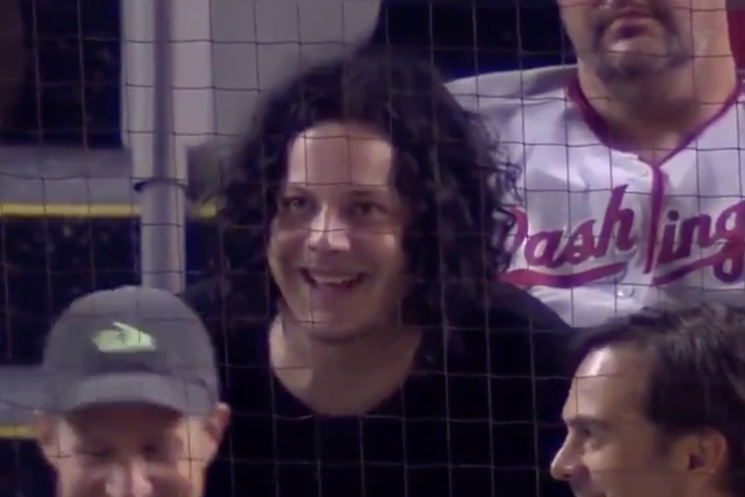 Jack White Attends Baseball Game, Leaves for Raconteurs Show, Then Goes Back to the Game