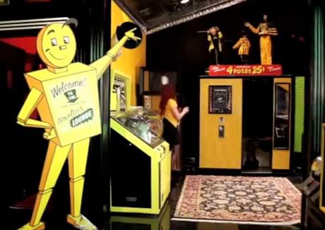 Jack White Unveils Third Man Records Novelty Lounge