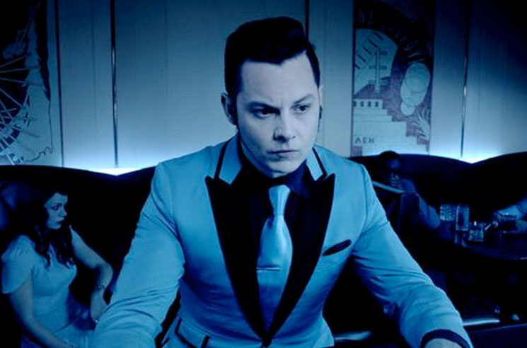 "Jack White Declares ""Music Is Sacred"" in Poem"