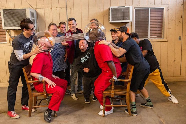 Here's the First Look at 'Jackass 4'