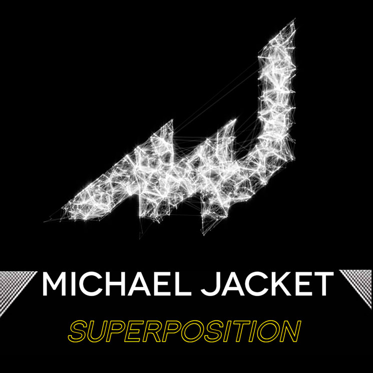 Michael Jacket  'Superposition' (EP stream)