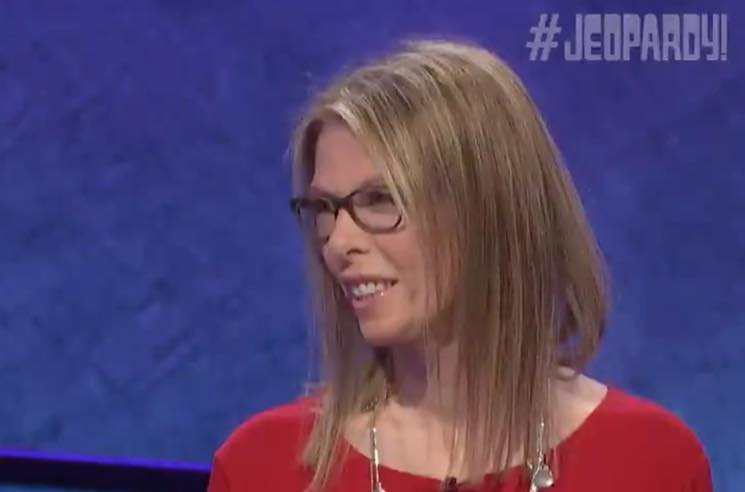 The Runaways' Jackie Fuchs Is Killing It on 'Jeopardy!'