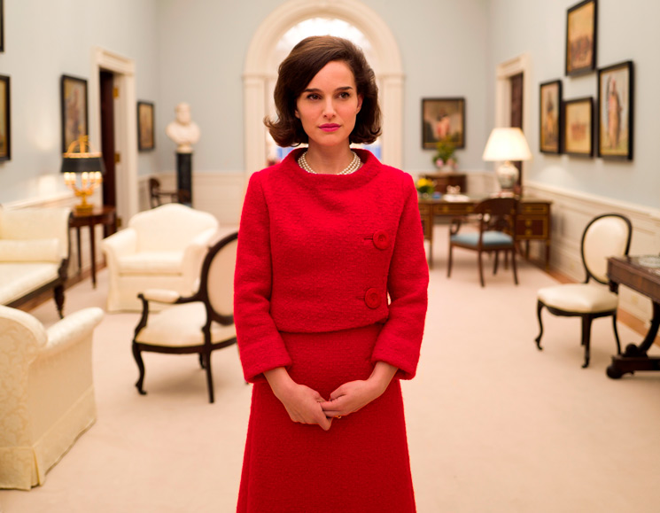 Jackie Directed by Pablo Larraín