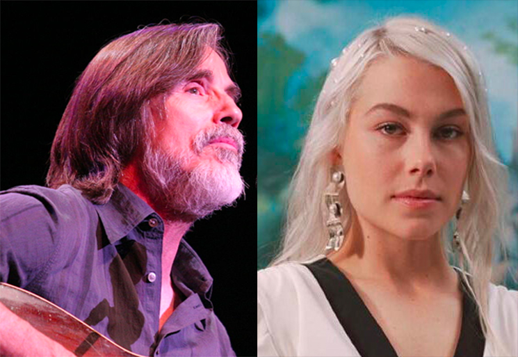 Phoebe Bridgers Teams Up with Jackson Browne for New Version of 'Kyoto'