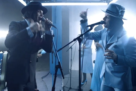 "Jack White ""I'm Shakin'"" (video)"
