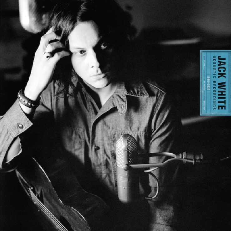 Jack White Looks Back on His Career with New Acoustic Collection