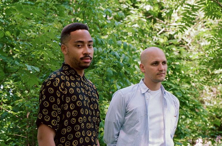 Jacques Greene and Cadence Weapon Team Up for Two New Songs