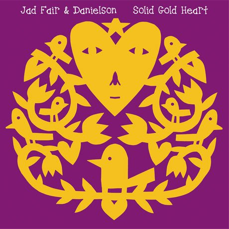Jad Fair and Danielson Team Up for 'Solid Gold Heart'