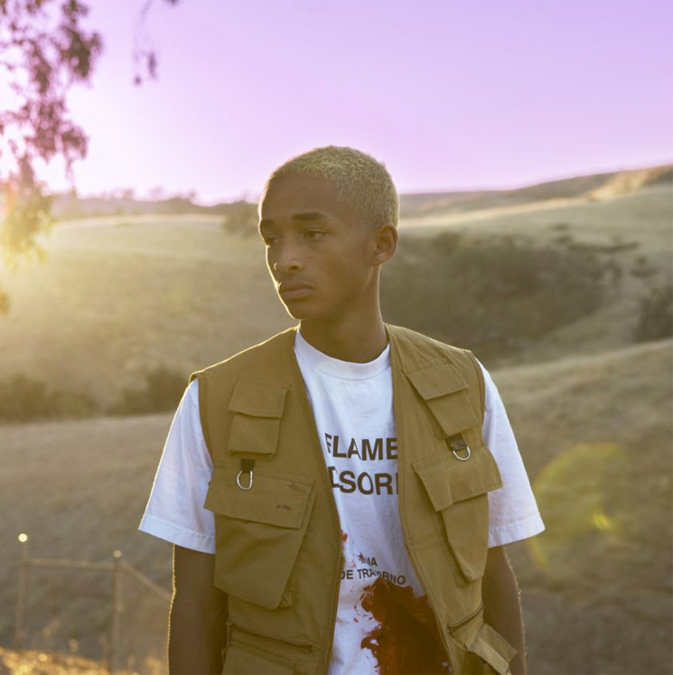 Jaden Smith Releases 'The Sunset Tapes: A Cool Tape Story'